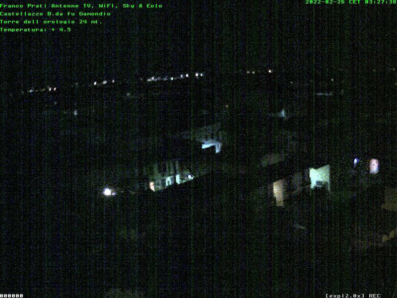 Webcam Castellazzo Bormida (AL)